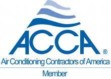 air conditioning contractors of america member logo