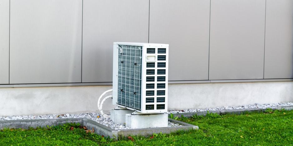 mini split external unit Kearney HVAC
